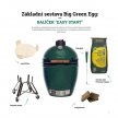 BIG GREEN EGG Large balíček Easy START