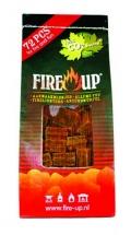 Ekologický podpalovač FIRE UP 72ks