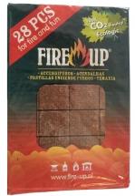 Ekologický podpalovač FIRE UP 28ks