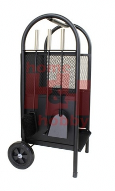 Krbové nářadí - 3ks na praktickém vozíku